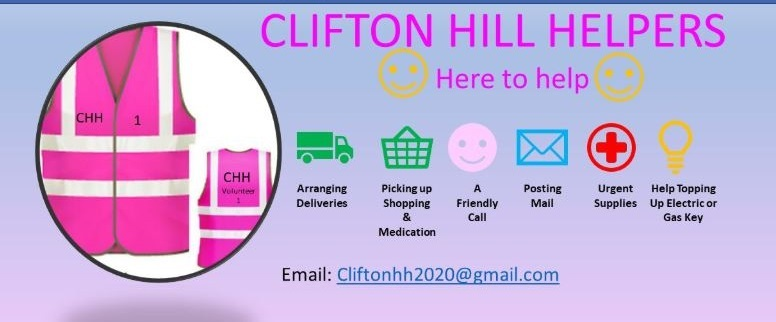 Clifton Hill Helpers - Here to help