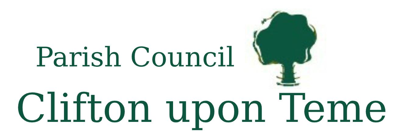 Clifton upon Teme Parish Council
